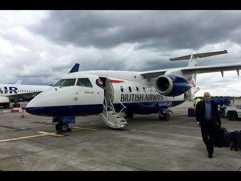 British Airways | D328 | A319 | GOT-MAN-LHR