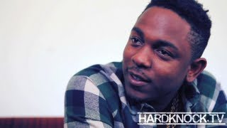 Kendrick Lamar talks Coming Up, New York, Jay Z, Writing Songs in Mom