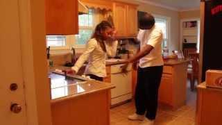 K Michelle Cant Raise A Man choreography video