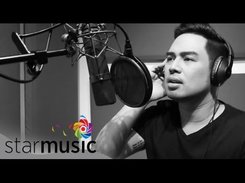 JED MADELA - Don't Wanna Lose You Now (Recording Session)