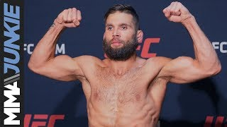 UFC on FOX 28 weigh in highlight