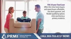 Delaware FHA 30 Year Fixed Loan 302-703-0727