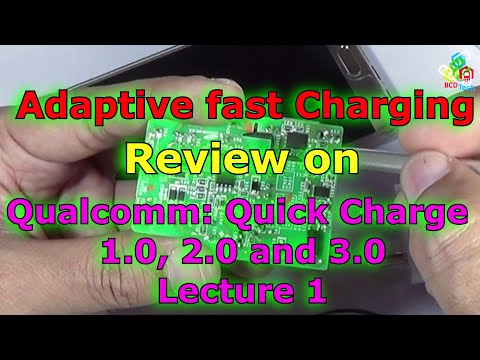 Qualcomm Quick Charge 1.0, 2.0 & 3.0: Brief Introduction