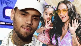 The Real Reason Chris Brown Is Buying Nia Guzman A WHOLE House