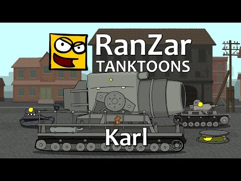 Tanktoon: Karl. RanZar