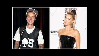 Justin Bieber and Hailey Baldwin Share Steamy Kisses in NYC   Entertainment Tonight