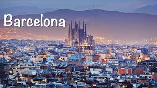 Путешествие по Испании! Barcelona | SAGRADA FAMILIA | Готический Квартал Своим Ходом!