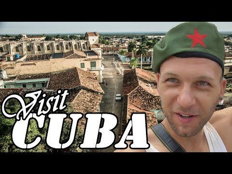 🇨🇺CUBA TRAVEL VLOG - On the traces of Che Guevara (Ep1: Trinidad)