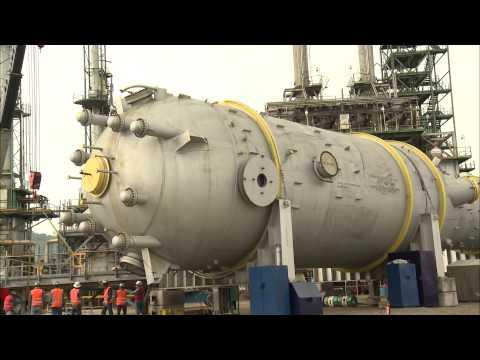 Paro programado para la rehabilitación de la Refinería Esmeraldas