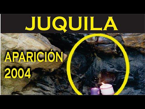 VIRGEN DE JUQUILA, Aparición 2004