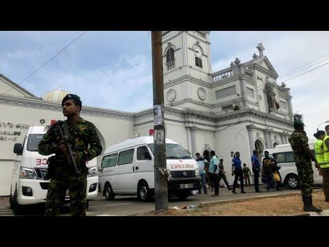 ردود فعل عالمية تندد بتفجيرات سريلانكا الدامية  - نشر قبل 2 ساعة