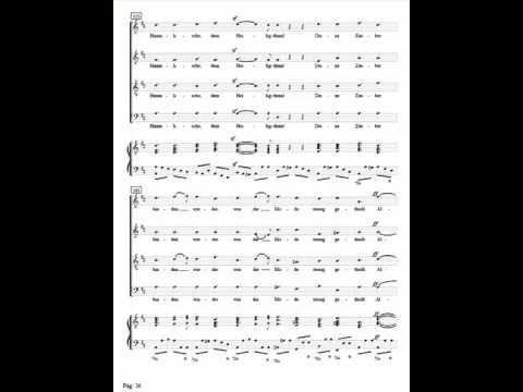 Beethoven 9th symphony , Sempre l'istesso tempo , 529-593 , Alto , Voice over