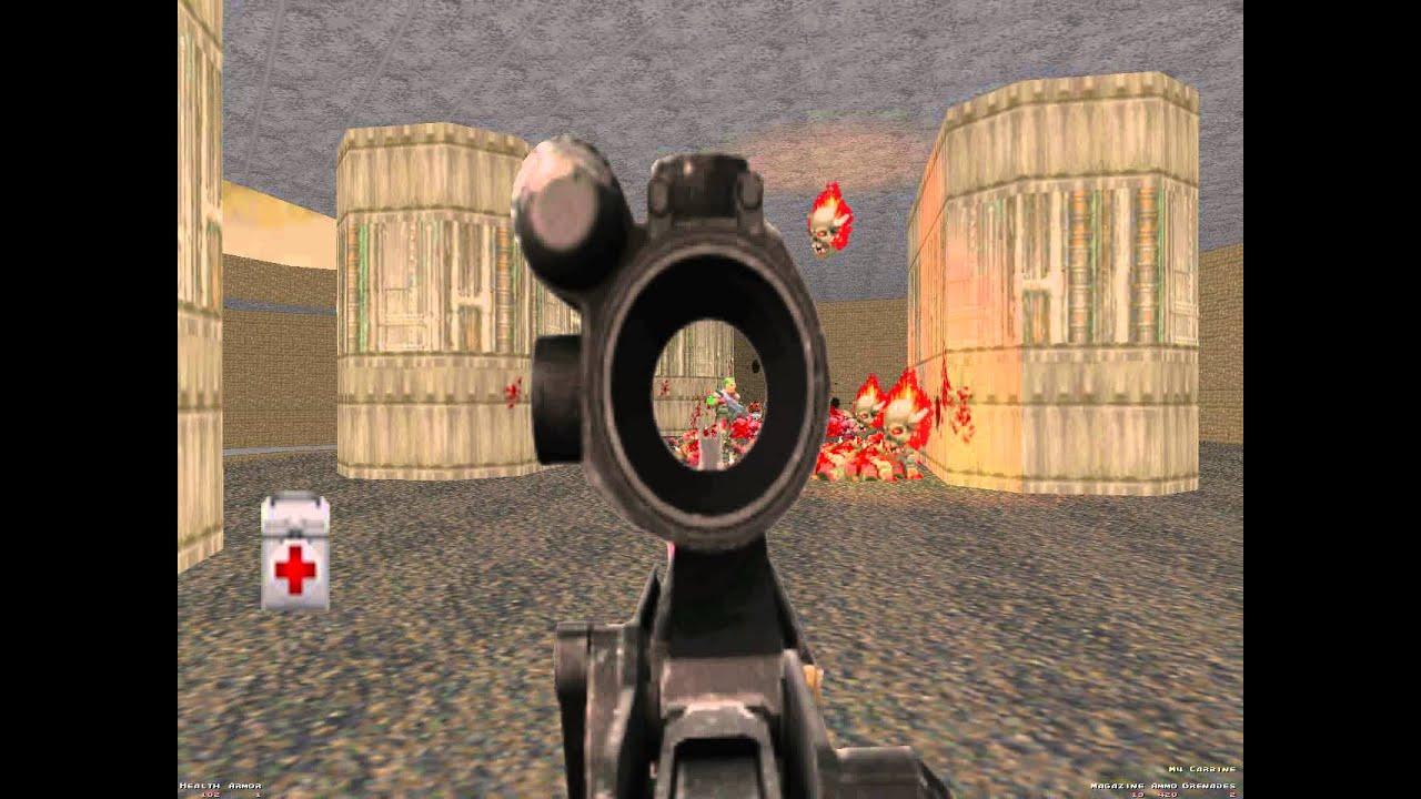 Doom Killing Floor Weapons Test 2 Youtube