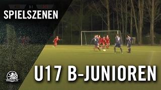 Köpenicker SC - 1. FC Union Berlin (U17 B-Junioren, Viertelfinale, Pokal der B-Junioren 2016/2017)