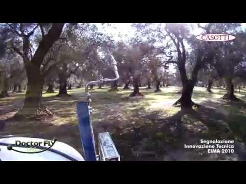 Casotti - Doctor Fly 120 Contro La Mosca Dell'olivo