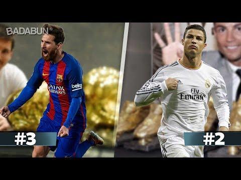 Los 10 futbolistas más ricos. Mira quién es el #1