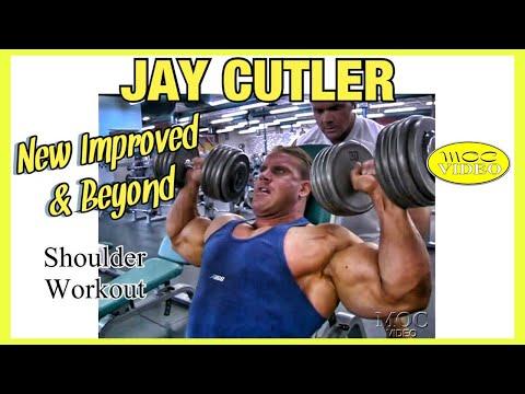 Jay Cutler - SHOULDER WORKOUT (2003)