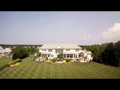 $2.1 Million Chesapeake Bay Waterfront 8,800sqft Mansion For Sale