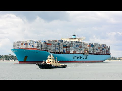 MV Lisa - Part 1: Rotterdam and Felixstowe - Sights & Shipspotting