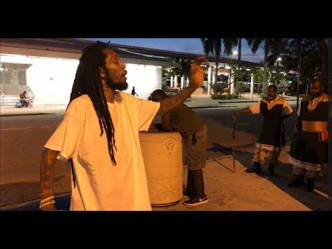 Haitian Bob Marley Lookalike & His Vain Philosophies