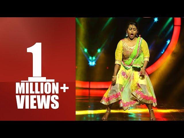 D3 D 4 Dance I Remya - Farewell performance I Mazhavil Manorama