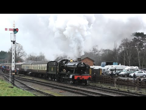 Great Central Railway Winter Steam Gala 2020