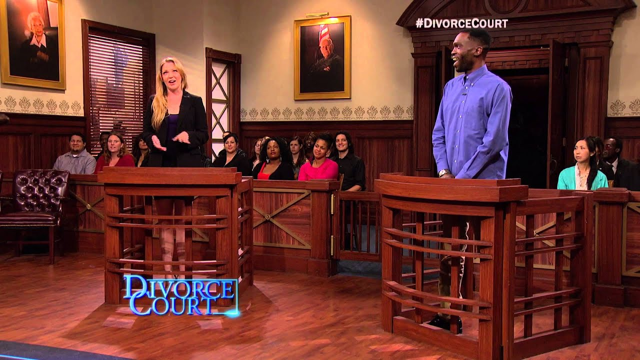how to get on divorce court