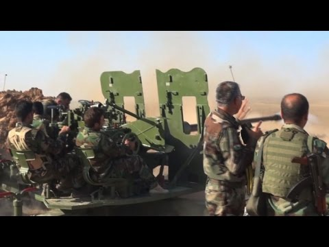 Iraq Kurds launch offensive east of Mosul