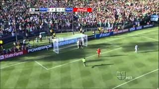 CONCACAF Gold Cup 2011 USA 2-4 Mexico Full Highlights 6/25/11