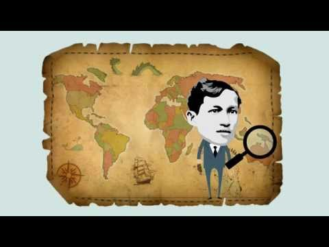 Jose Rizal in Hongkong and Macao 1888