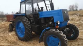 Трактор ЛТЗ 60АВ и Т 40АМ Турбо
