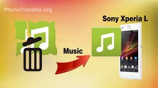 How to Recover Deleted Music from Sony Xperia L, Retrieve Xperia L Lost Songs?