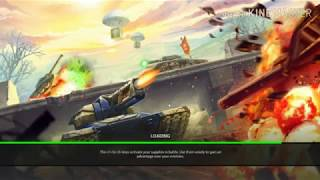 Tanki Online/ game play with firefly kit ( firebird M1 wasp M1)