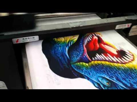 3D TSHIRT PRINTER-