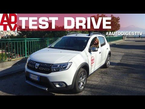 TEST DRIVE New Dacia Sandero Stepway Crossover