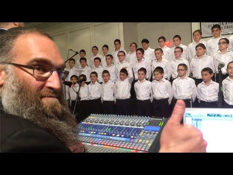 Shir Soul Sound - How to mic a choir for a live event!