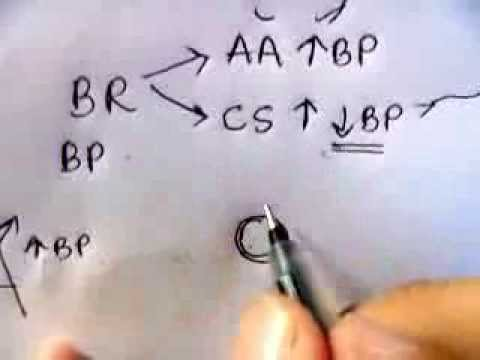 Baroreceptors mnemonic