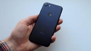 Розпакування iPhone 7