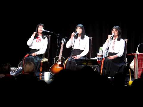 Kransky Sisters - Single Ladies @ The Judy 2nd Nov 2012