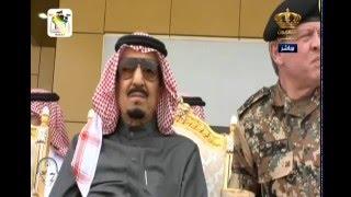 العرض العسكري لتمرين رعد الشمال بحضور جلالة الملك عبدالله الثاني