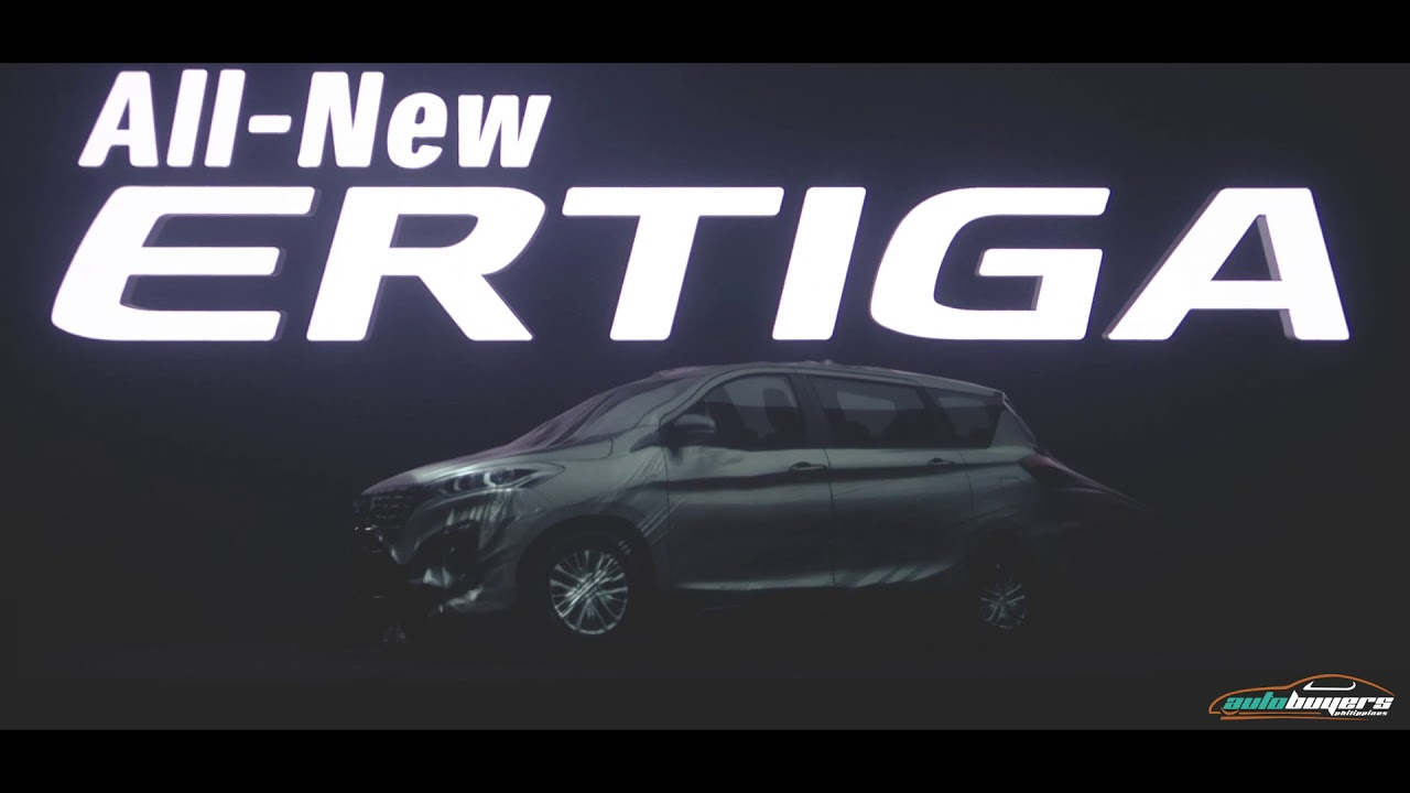 Suzuki Ertiga Launch