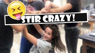 Stir Crazy  WK 392.3 Bratayley