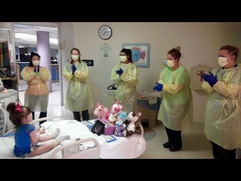 Hospital Hokey Pokey Party