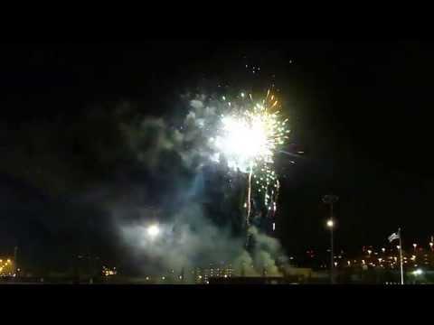 Birmingham Barons - Fireworks