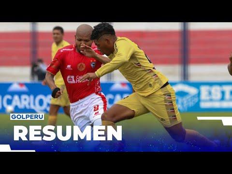 Cienciano Cajamarca Goals And Highlights