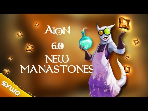 AION 6.0 | New Manastone System Explained