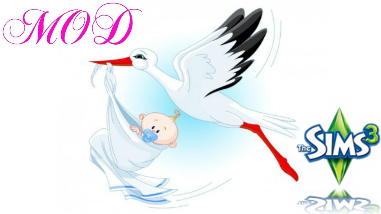 THE SIMS 3- Mod para ter bebês mais rápido!!!