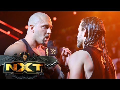 Adam Cole goes face to face with Karrion Kross: WWE NXT, June 1, 2021