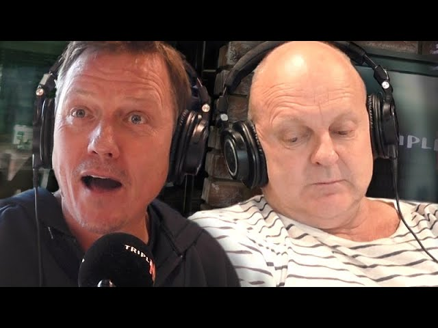 Billy Brownless Finds Out He's Not In NSW's Team Of The Century   Rush Hour with JB & Billy