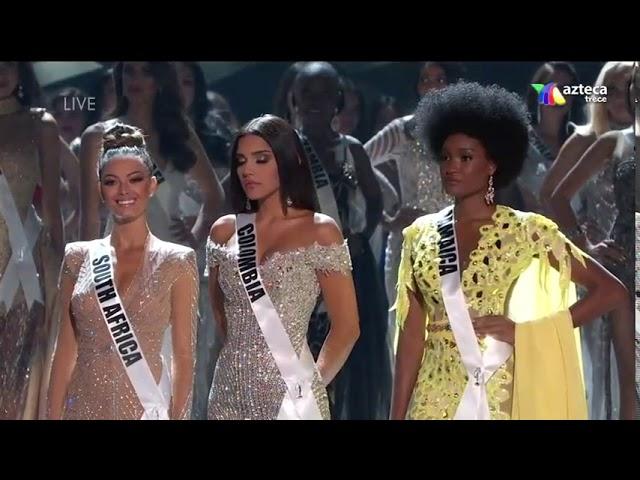 La sudafricana Nel-Peters es la nueva Miss Universo